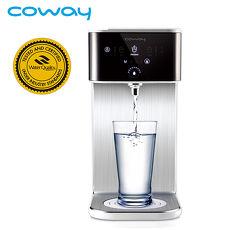 Coway 濾淨智控飲水機 冰溫瞬熱桌上型 CHP-241N【APP搶購】