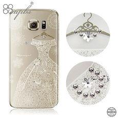 apbs Samsung Galaxy S6 施華洛世奇彩鑽手機殼-禮服奢華版