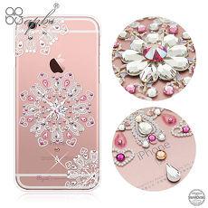 apbs iPhone6s/6 & 6s Plus/6 Plus 施華洛世奇彩鑽手機殼-映雪戀i6s Plus/i6 Plus 5.5