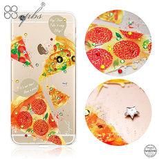 apbs iPhone6s/6 & 6s Plus/6 Plus 施華洛世奇彩鑽手機殼-牽絲情人i6s Plus/i6 Plus