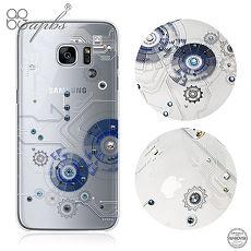 apbs Samsung Galaxy S7 & S7 edge 施華洛世奇彩鑽手機殼-驅動Samsung S7 edge