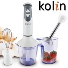 歌林Kolin-4件式電動食物料理棒(KJE-MN205)