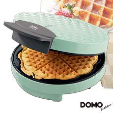 福利品【DOMO】菱格紋鬆餅機DM9007WT