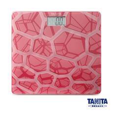 日本TANITA時尚超薄電子體重計HD-380-粉紅【特賣】