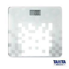 日本TANITA時尚超薄電子體重計HD-380-透明白特賣】