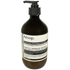 Aesop 賦活芳香護手霜(500ml)