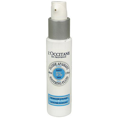 L'OCCITANE歐舒丹 乳油木舒敏防護乳(40ml)