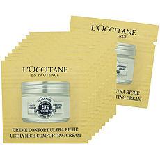 L'OCCITANE歐舒丹 乳油木保濕霜(1.5ml)*10