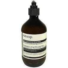 Aesop 橙香身體乳霜(500ml)