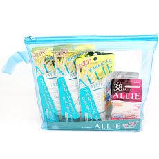 KANEBO佳麗寶 ALLIE EX UV高效防曬凝乳(礦物柔膚型)母親節限定組