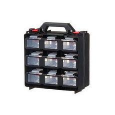 【FU】18件多功能收納提盒工具箱(JL0001)