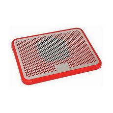 【FU】H15 筆電散熱墊M125-黑/紅(可選色)黑