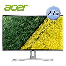 Acer 宏碁  ED273 27型VA曲面寬螢幕