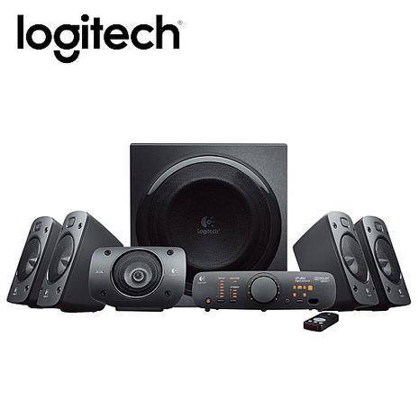 logitech 羅技 Z906 環繞音效音箱系統