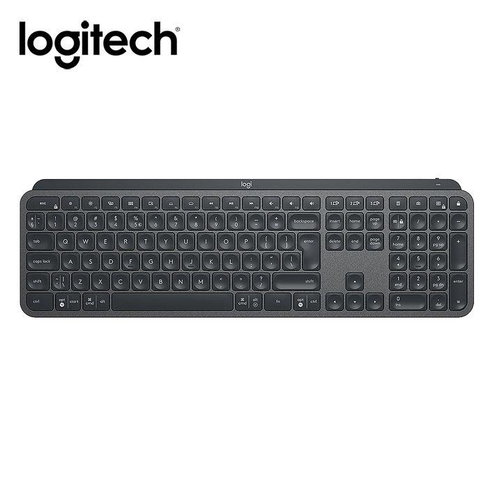 Logitech羅技 MX KEYS無線鍵盤