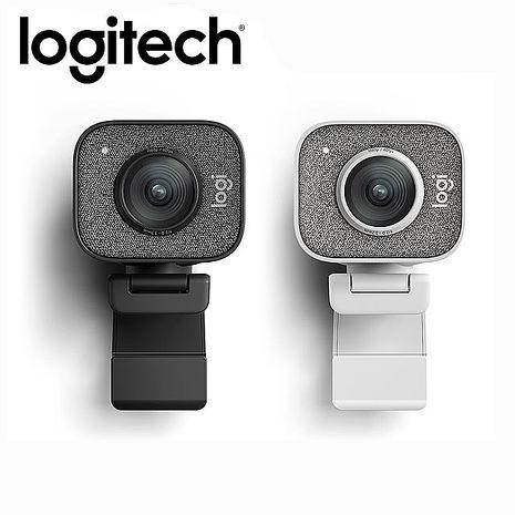 Logitech 羅技 StreamCam 直播攝影機黑