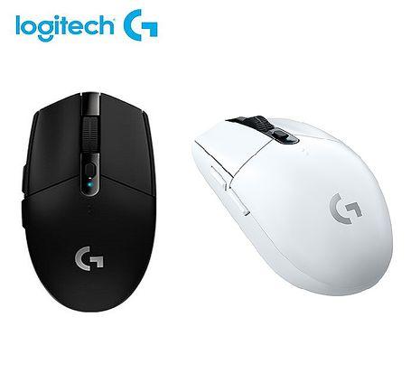 logitech 羅技 G304 LIGHTSPEED 無線電競遊鼠黑色