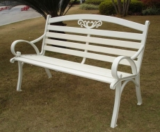 Brother Club~兄弟牌戶外風情~雅典鋁合金雙人公園椅