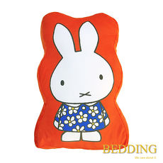 BEDDING  miffy 【米飛兔造型抱枕A】 可愛抱枕
