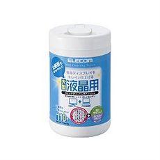 ELECOM 民台 WC-DP110LN3 無酒精擦拭巾III 110P
