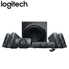 Logitech 羅技 Z906 5.1聲道環繞音效喇叭 【把家變成專屬戲院】