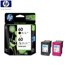 HP NO.60黑+彩/ CC640WA+CC643WA 廠墨水組合包