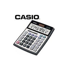 CASIO卡西歐 12位數頂級桌上型計算機 DS-2TS