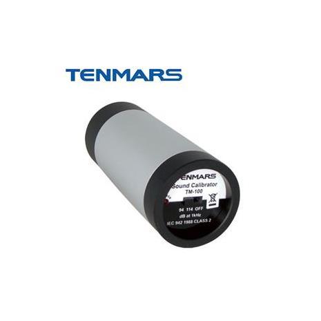 Tenmars泰瑪斯 TM-100 音壓噪音校正器
