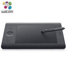 Wacom Intuos Pro 專業版 Touch Small 繪圖板(黑)PTH-451