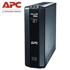 APC艾比希 Back-UPS Pro 1000 UPS不斷電系統