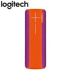 Logitech 羅技 UE BOOM 2 藍牙喇叭 紫橘