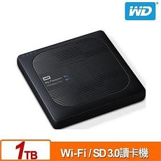 WD My Passport Wireless Pro 1TB 2.5吋 Wi-Fi 行动硬盘