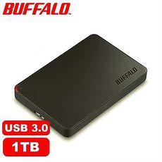 BUFFALO PCF 1TB 2.5吋 日本轻巧硬盘-黑色