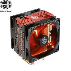 Cooler Master Hyper 212 LED Turbo 12Cm塔型散熱器 (紅蓋版)