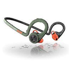 【公司貨-非平輸】Plantronics繽特力 Backbeat FIT NEW (活力綠)藍芽耳機