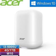 Acer宏碁 Revo One RL85 胶囊造型迷你电脑 i3-5005U