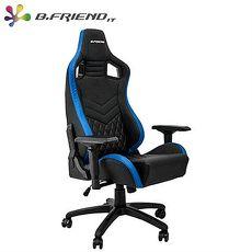 B.Friend GC05 電競專用椅 藍黑