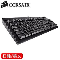 CORSAIR 海盜船 K66 機械電競鍵盤 紅軸