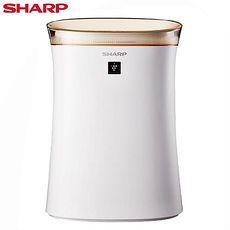 SHARP夏普自動除菌離子空氣清淨機 FU-G50T-W
