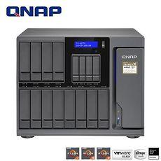 QNAP 威聯通 TS-1677X-1700-64G 16Bay NAS網路儲存伺服器