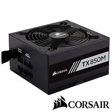 CORSAIR海盜船 TX850M 80Plus金牌 850W電源供應器