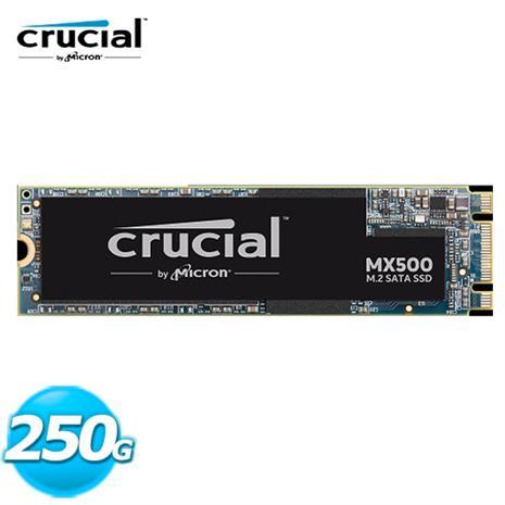 Micron Crucial MX500 250GB (M.2 Type 2280SS) SSD