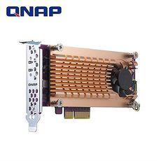 QNAP 威聯通 QM2-2P-384 擴充卡