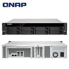 QNAP 威聯通 TS-832XU-4G 8Bay NAS 網路儲存伺服器