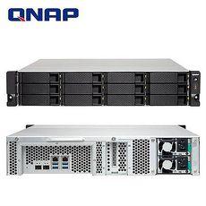 QNAP 威聯通 TS-1232XU-RP-4G 12Bay NAS 網路儲存伺服器