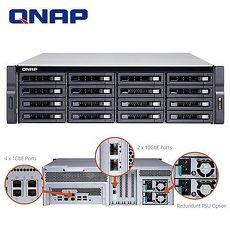 QNAP 威聯通 TS-1673U-RP-16G 16Bay NAS 網路儲存伺服器