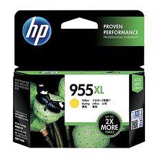 HP 955XL 原廠黃色墨水匣(L0S69AA)