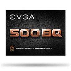 艾維克EVGA不銅凡響500W BQ 80PLUS 銅牌半模組電源供應器