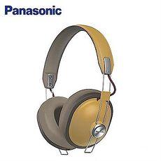 Panasonic 復古造型頭戴式藍牙耳機麥克風 RP-HTX80-古典茶