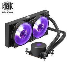 Cooler Master MasterLiquid ML240 RGB 水冷散熱器(TR4專用)